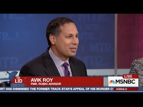 Avik Roy on Mitt Romney