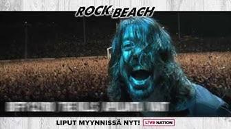 Rock The Beach 2017 Helsingin Hietaniemen Uimaranta 19.6.!