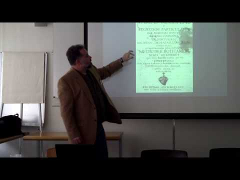 Timothy Walker Part one: Medicinal mercury in the Early Modern Portuguese records