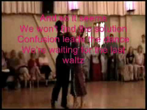 The Rasmus - Last waltz (with lyrics)