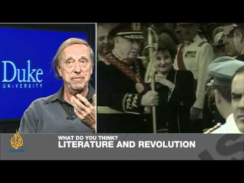 Riz Khan - The political power of literature