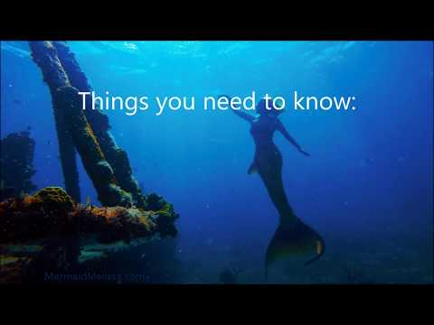 How To Become A Mermaid/Merman Without A...