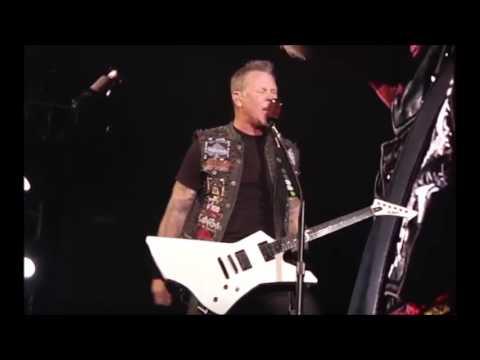 Metallica Confusion live video debuts - Deep Purple + Alice Cooper tour..!