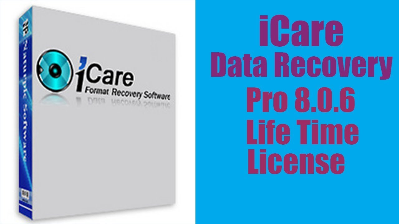icare data recovery 4.6.4 activation code