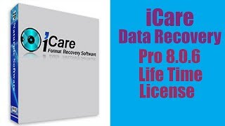 iCare Data Recovery Pro 8.0.6 - Lifetime License
