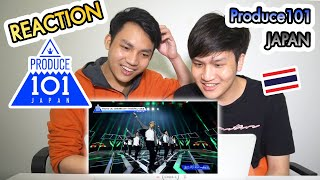Reaction PRODUCE 101 JAPAN TSUKAME~It's Coming  Performance Video From Thailand L เม้นท์หลังเลิกงาน