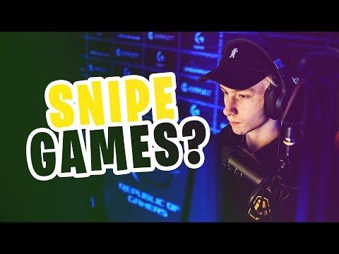 🔴 Kanske lite snipe games idag! » Support-A-Creator kod: abbe » 810+ Wins