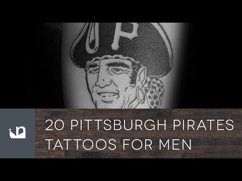 20 Pittsburgh Pirates Tattoos For Men