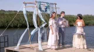 Морская свадьба Тимура и Владиславы в стиле