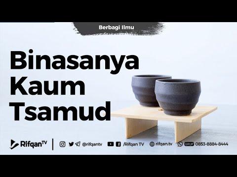 binasanya-kaum-tsamud---ustadz-dr.-firanda-andirja,-lc.,-m.a