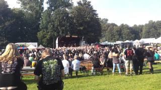 Feuerschwanz - Wir lieben Dudelsack live in HH Öjendorf
