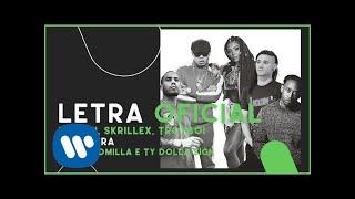 Baixar Mc Lan, Skrillex, Troyboi - Malokera feat. Ludmilla e Ty Dolla $ign (Letra Oficial)