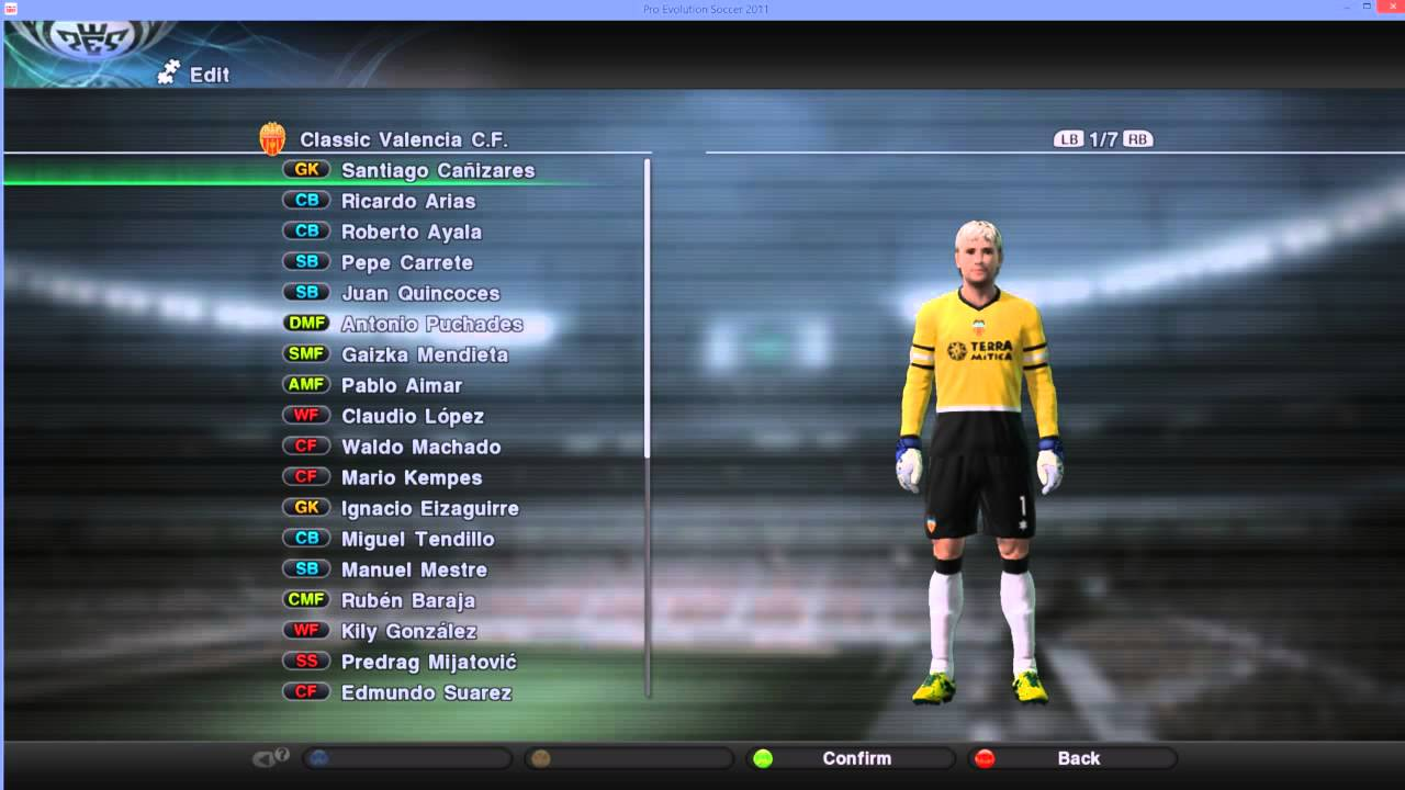 Pes 2011 & 2013 mix classic patch youtube.