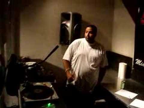 DJ Khaled playing Hurricane Chris: A BAY BAY