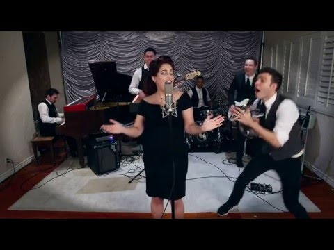"Bye Bye Bye - 60s ""Pulp Fiction"" Surf Rock Style *NSYNC Cover ft. Tara Louise"