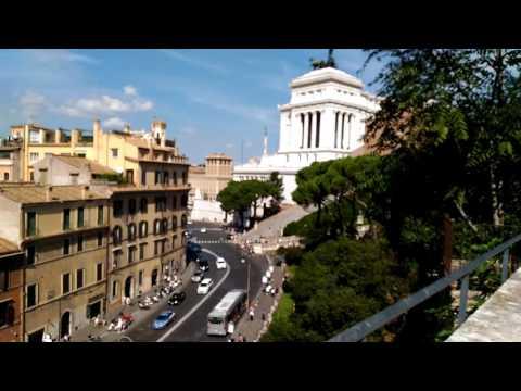 When in Rome: Capitoline hill