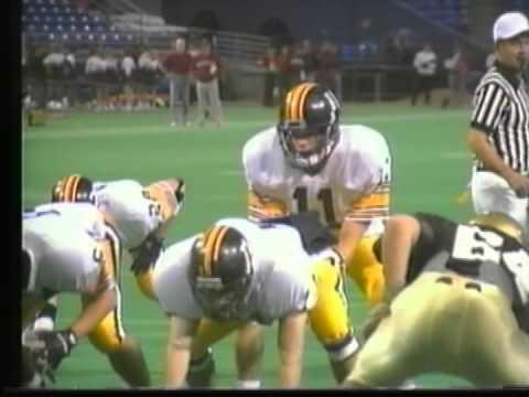 1991 Burnsville Football State Championship Highlight Video