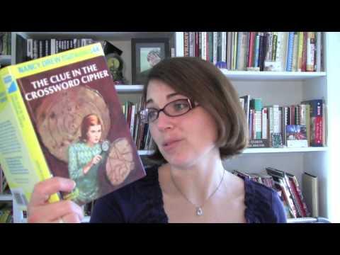 Nancy Drew Book 44: The Clue in the Crossword Cipher