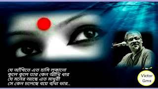 যে আঁখিতে এত হাসি লুকানো,Srikanta Acharya_HD.mp4