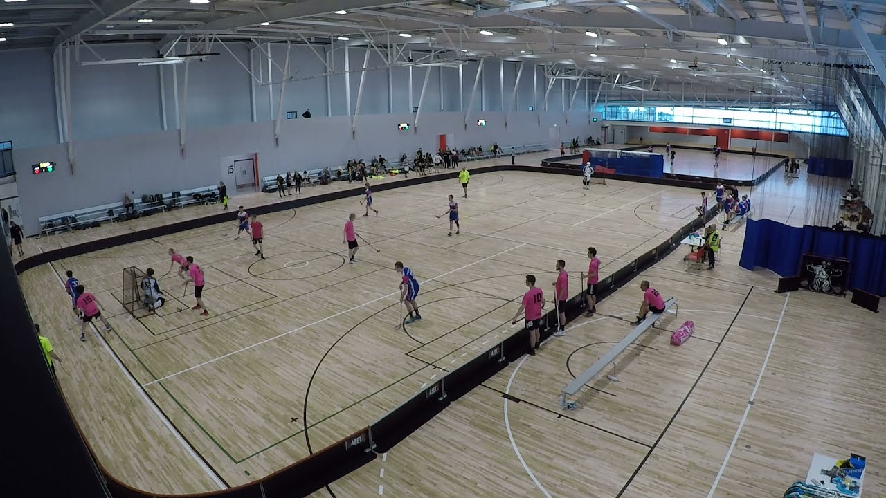 Download 2021 Christchurch Floorball Open Elite Day 1 -  Wellington Bays v Snowflakes