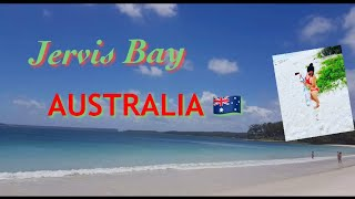 JERVIS BAY | ONE OF THE MOST BEATIFUL BEACHES IN AUSTRALIA