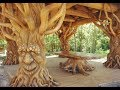 9 Of The Craziest Woodworking Projects/Wood Products You Must See/Woodworking Ideas