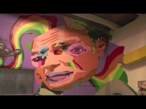 Bates & Graffiti