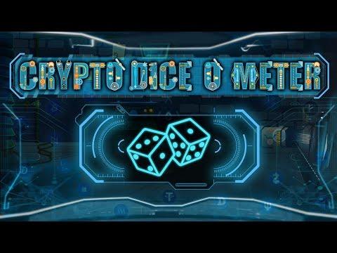 Crypto Dice-O-Meter   Online Crypto Casino Game