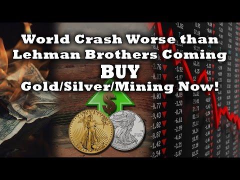 Multiple Lehman & Bear Sterns Crash Moments Coming! Venture Capitalist Explains All