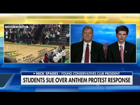 High School Conservatives Sue School District Over Free Speech