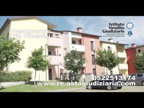 C.P. Immobiliare Secchia - Scandiano e Casalgrande - vendite 13 Luglio 2016