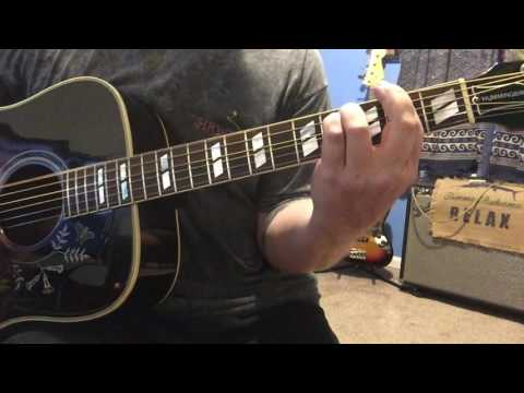 Heard it in a Love Song - Marshall Tucker Band - Acoustic Guitar