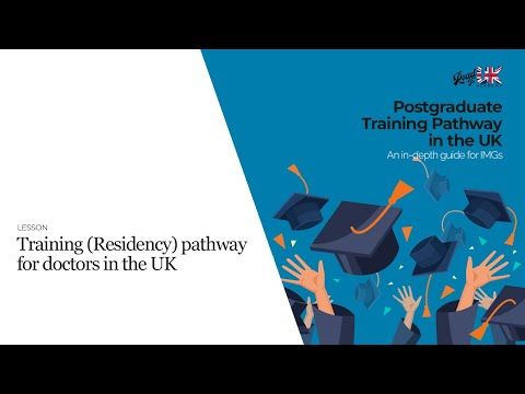 Training Pathway For Doctors In The UK | IMG Guide To Specialty Training | Medical & Surgical Routes