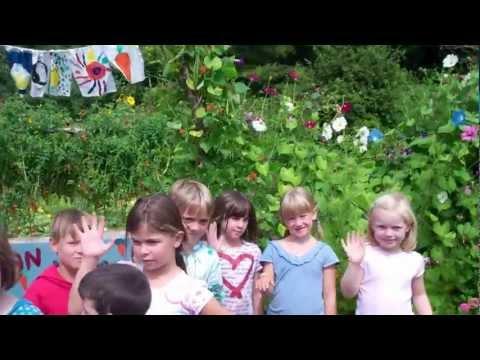 Monkton Central School Garden