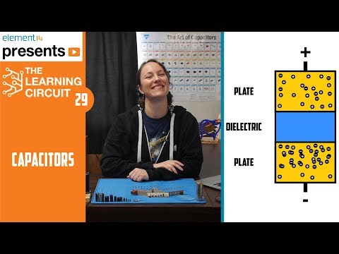 How Capacitors Work - The Learning Circuit