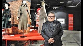 Мода и стиль. I-я часть. Выставка А. Васильева 'Москва. Мода. Революция'в Музее Москвы.
