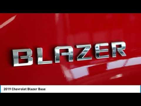 2019 Chevrolet Blazer Albuquerque New Mexico 293407