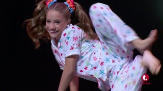 Dance Moms - Mackenzie Ziegler - I Just Want to Sit On The Couch And Eat Chips (S6, E2)