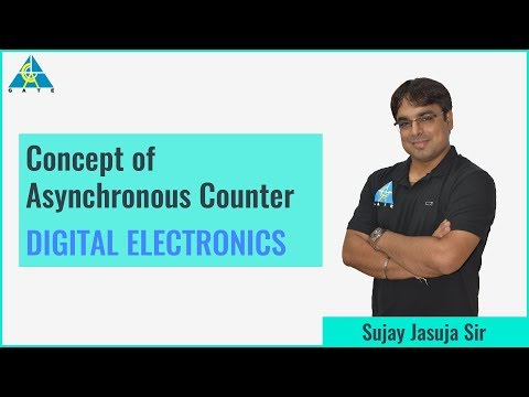 Asynchronous Counter Part-1 | Digital Electronics