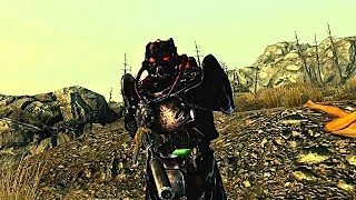 Fallout 3 | USS Enclave Power Armor Showcase (mod)