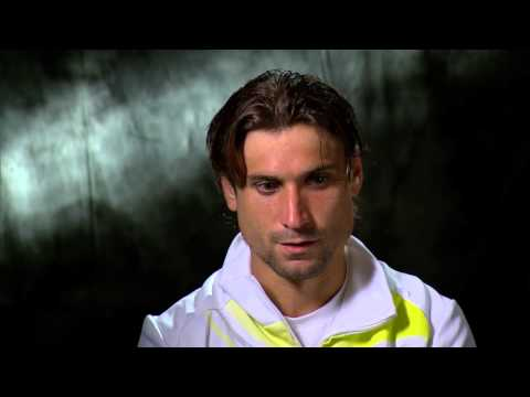 Interview: David Ferrer - Australian Open 2013