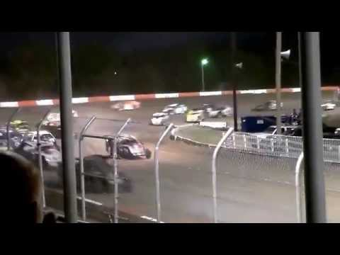 Beatrice Speedway Sport Mod A Feature 7/31/15