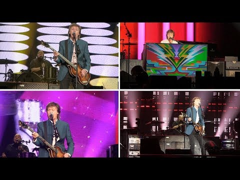 Paul McCartney, One on One Tour, Herning - Denmark, 27 June 2016, full show in HD.