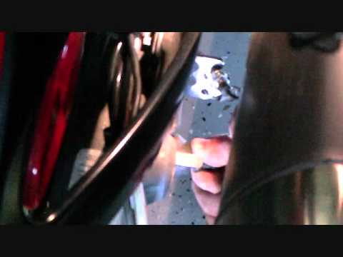 Can Am Spyder Roadster - How to adjust the Parking Brake