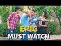 Saving Cute Girls From GUNDAY - Epic Prank | Must Watch !!