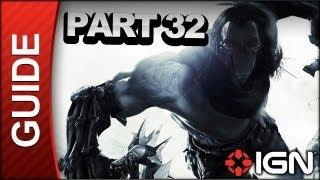 Darksiders II Walkthrough - City of the Dead (1of 5) - Part 32