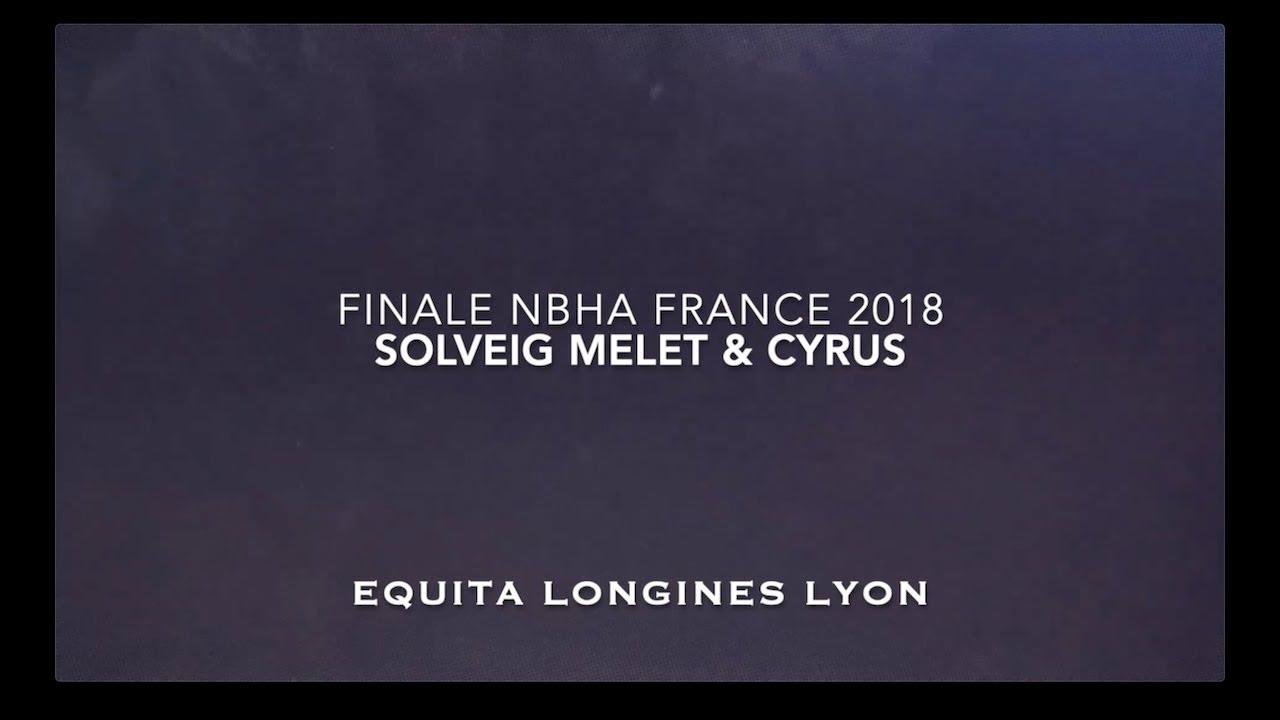Download Turn Mag - Equita 2018 - Solveig Melet - Champion Pole Bending Poney 2018