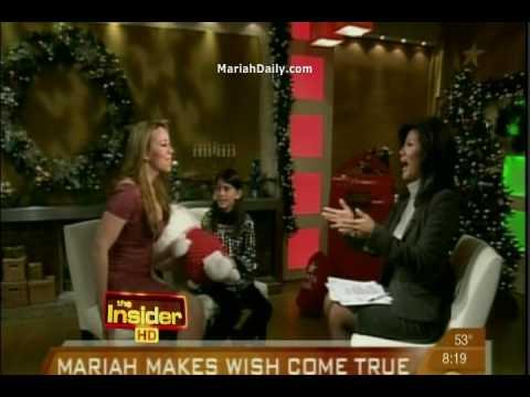 Mariah Carey - Baby Bump Watch?