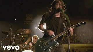 Foo Fighters - Best Of You (Live At Wembley Stadium, 2008)