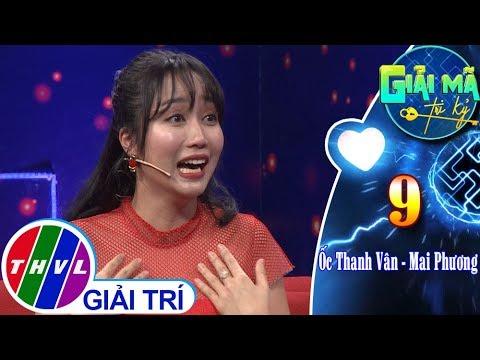 THVL   Ốc Thanh Vân gợi ý kết thông gia với Mai Phương tại sân khấu của Giải mã tri kỷ